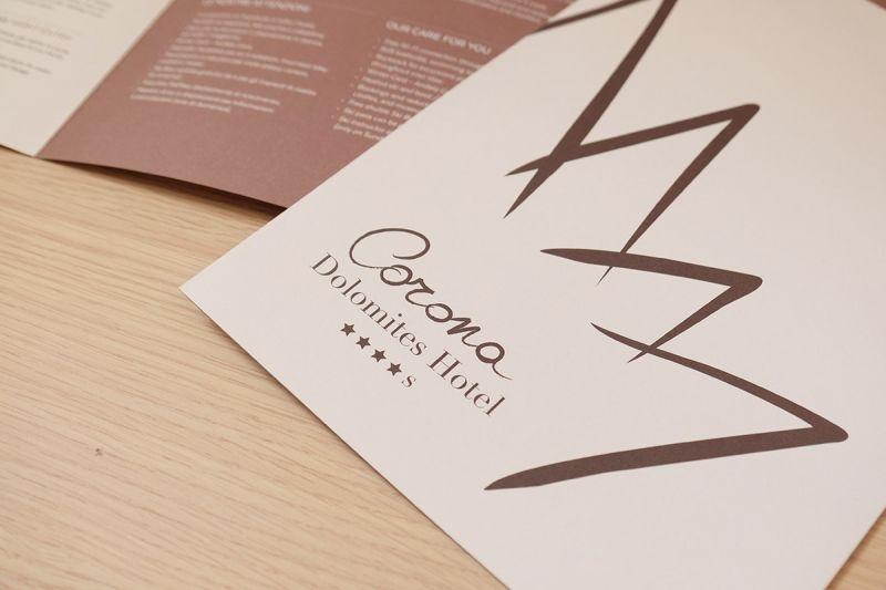 Corona Dolomites Hotel Brochure Spa
