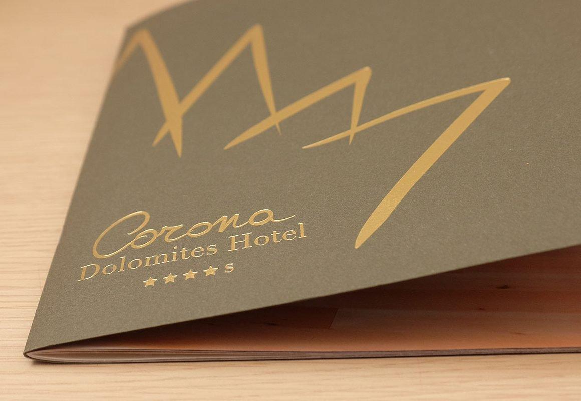 Brochure Hotel Corona Dolomites