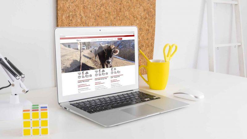 sito web per prodotti locali - Mas La Grisota