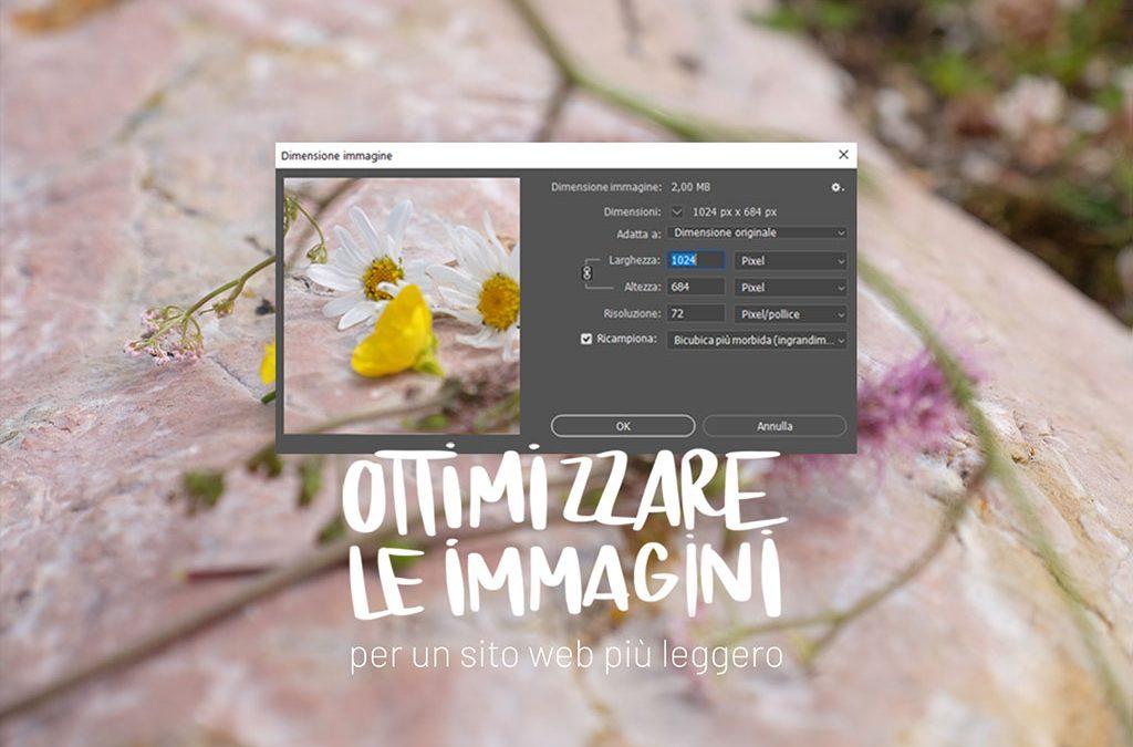 Come ottimizzare le immagini per un sito WordPress più leggero