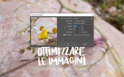 Ottimizzare le immagini per un sito WordPress leggero