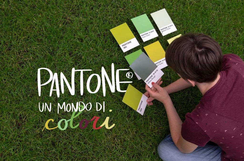 Il sistema Pantone®: un mondo di colori